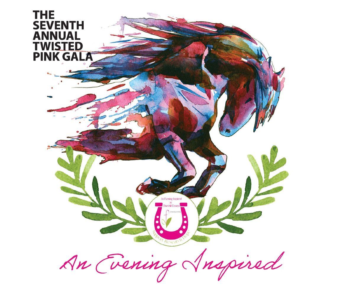 UBCF Title Sponsor Twisted Pink Gala