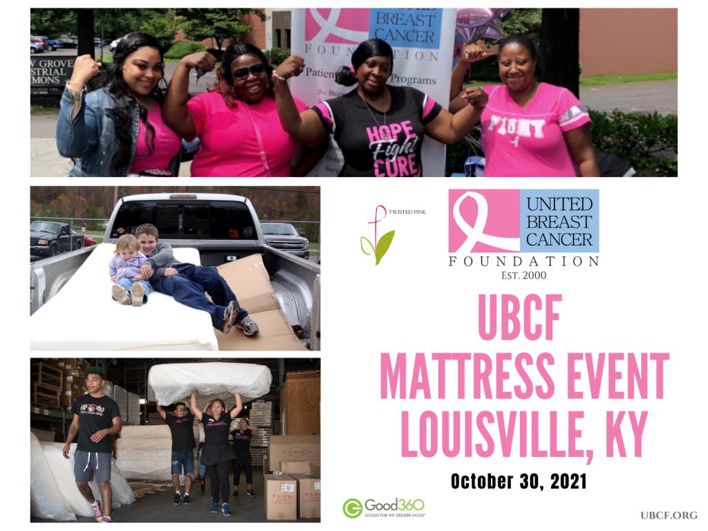 UBCF Kentucky Mattress Event 2021
