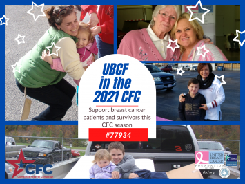 This year, UBCF is excited to announce their ninth consecutive year participating in the 2021 Combined Federal Campaign (CFC).